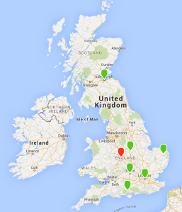 UK Meraki offices Aug 3 2015