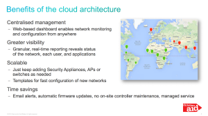 Meraki Webinar Screenshot
