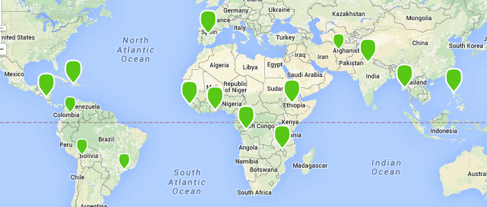 Christian Aid International Meraki Network Oct 2015